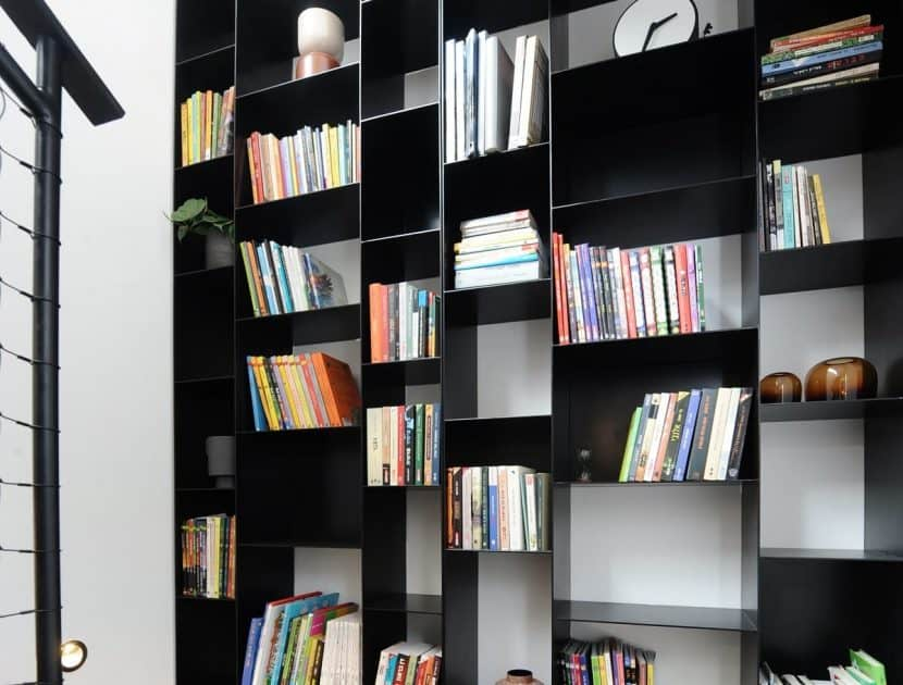 ספריה מברזל