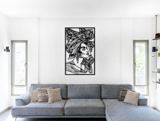 תמונת קיר מעוצבת